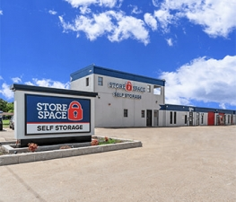 Image of Store Space Self Storage - #1004 Facility at 1713 South Hampton Road  Glenn Heights, TX