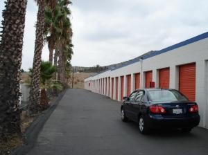 Image of Santee Mini Storage Facility on 10835 Woodside Avenue  in Santee, CA - View 2