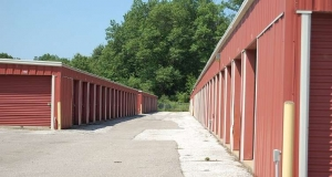 Image of Storage Rentals of America - Peninsula - Akron Cleveland Rd Facility on 5352 Akron Cleveland Rd.  in Peninsula, OH - View 2