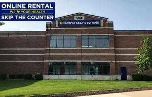 Simply Self Storage - 1400 East Michigan Avenue - Saline - Photo 1