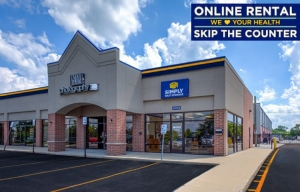 Simply Self Storage - 6123 Highland Road - Waterford - Photo 1