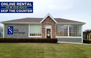 Simply Self Storage - 1847 Armour Road - Bourbonnais - Photo 1