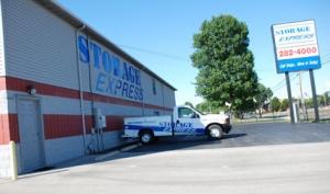 Storage Express - Clarksville - Little League Boulevard - Photo 8
