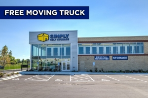 Image of Simply Self Storage - 593 Commerce Drive - Woodbury Facility on 593 Commerce Drive  in Woodbury, MN - View 3