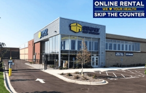 Image of Simply Self Storage - 593 Commerce Drive - Woodbury Facility at 593 Commerce Drive  Woodbury, MN