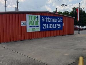 Image of Top Value Storage - Kuykendahl Facility on 16617 Kuykendahl Road  in Houston, TX - View 2