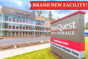 Image of StorQuest - Portland/Beaverton Hillsdale Hwy. Facility at 4322 Southwest Beaverton Hillsdale Highway  Portland, OR