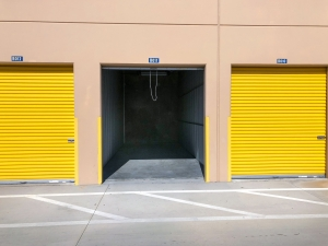 Image of Lighthouse Self Storage West Palm Beach Facility on 2909 South Military Trail  in West Palm Beach, FL - View 3