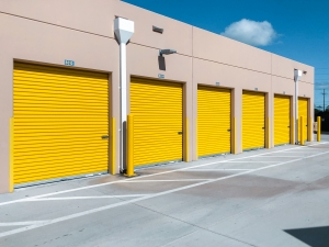 Image of Lighthouse Self Storage West Palm Beach Facility on 2909 South Military Trail  in West Palm Beach, FL - View 4