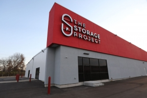 Image of The Storage Project Facility at 730 East Lewis and Clark Parkway  Clarksville, IN