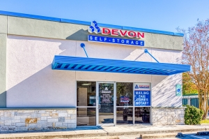 Image of Devon Self Storage - Spring Facility at 25528 Aldine Westfield Road  Spring, TX