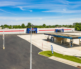 Image of Store Space Self Storage - #1007 Facility on 2715 Madison Avenue  in Indianapolis, IN - View 4