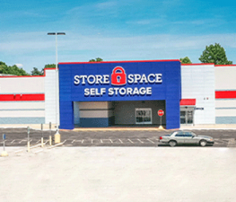 Image of Store Space Self Storage - #1007 Facility at 2715 Madison Avenue  Indianapolis, IN