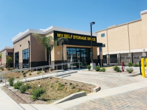 Image of My Self Storage Space - Fullerton Facility at 201 South Balcom Avenue  Fullerton, CA