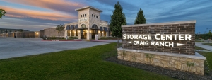 Image of Storage Center at Craig Ranch Facility at 8770 West Stacy Road  McKinney, TX