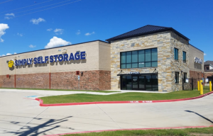 Storage Units at Simply Self Storage - 4740 4th Army Drive - Frisco - 4740 4th Army Drive