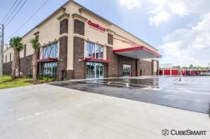 Image of CubeSmart Self Storage - Jacksonville Beach Facility at 430 1st Avenue South  Jacksonville Beach, FL