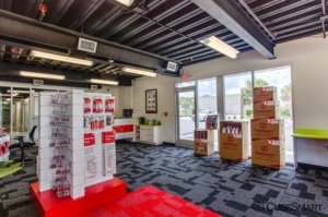 Image of CubeSmart Self Storage - Jacksonville Beach Facility on 430 1st Avenue South  in Jacksonville Beach, FL - View 3