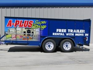 Picture of A Plus Super Storage - Nth Univ & Clovis Hwy