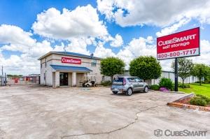 Image of CubeSmart Self Storage - Houston - 7705 McHard Rd Facility at 7705 Mchard Road  Houston, TX