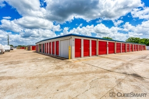 Image of CubeSmart Self Storage - Houston - 7705 McHard Rd Facility on 7705 Mchard Road  in Houston, TX - View 2