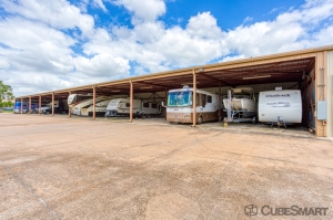 Image of CubeSmart Self Storage - Houston - 10801 Sabo Rd Facility on 10801 Sabo Road  in Houston, TX - View 4