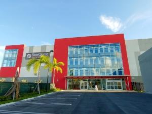 Image of StorQuest - North Miami/NE 125th St Facility on 1396 Northeast 125th Street  in North Miami, FL - View 3