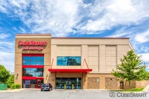 Image of CubeSmart Self Storage - Charlotte - 2908 Monroe Rd Facility at 2908 Monroe Road  Charlotte, NC