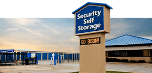 Security Self Storage North