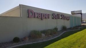 Image of Draper Self Storage Facility at 13053 Minuteman Drive  Draper, UT