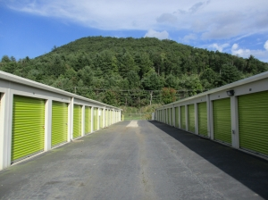 Save Green Self Storage - 615 Mills Gap Road - Fletcher, NC (RV PARKING SPACES AVAILABLE)