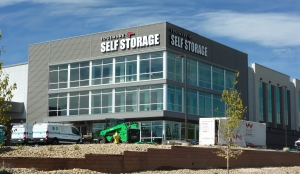Image of Edgemark Self Storage - Arvada Facility on 9839 West 60th Avenue  in Arvada, CO - View 2