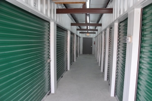Image of Statesboro Storage Center Facility on 215 Stockyard Road  in Statesboro, GA - View 2