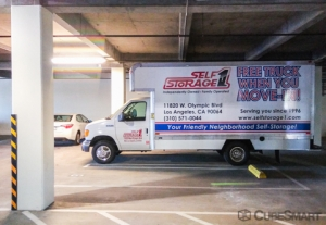 CubeSmart Self Storage - Los Angeles - 11820 W Olympic B - Photo 7