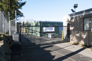 Image of Redmond Mini Storage Facility on 8705 Willows Road  in Redmond, WA - View 2