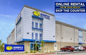 Simply Self Storage - 1600 North Glassell Street - Orange - Photo 1