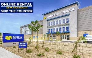 Simply Self Storage - 9141 Valley View Street - Cypress