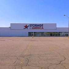 Image of Storage of America - Dort Hwy Facility at 4002 Dort Highway  Flint, MI