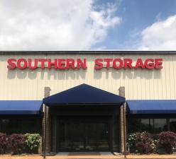 Image of Southern Storage Facility at 13 Industrial Park Drive  Oxford, MS