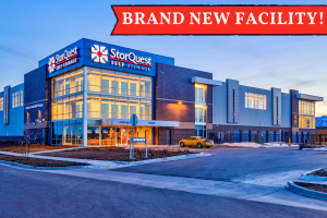 Image of StorQuest - Arvada / State Hwy 72 Facility at 15350 State Hwy 72  Arvada, CO
