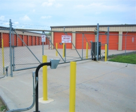Image of Big Red Self Storage - 70th & Cornhusker Hwy Facility on 7001 Custer Street  in Lincoln, NE - View 4