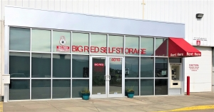 Image of Big Red Self Storage - 27th & Superior Facility at 4010 North 27Th Street  Lincoln, NE