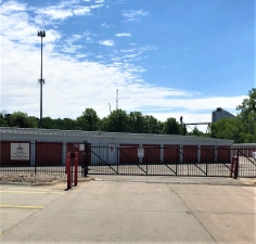 Image of Big Red Self Storage - 6th & Van Dorn St. Facility on 609 Van Dorn Street  in Lincoln, NE - View 2
