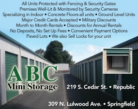 cheap storage units at abc mini storage springfield in 65802 springfield mo findstoragefast. Black Bedroom Furniture Sets. Home Design Ideas