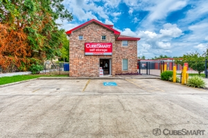 CubeSmart Self Storage - Conroe - 810 Gladstell Rd - Photo 1