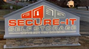Image of Secure-It Self Storage Facility at 443 NY-146  Clifton Park, NY
