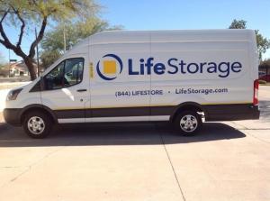 Image of Life Storage - Gilbert - 375 East Elliot Road Facility on 375 East Elliot Road  in Gilbert, AZ - View 3