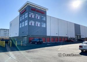 Image of CubeSmart Self Storage - Stamford - 401 Shippan Ave Facility at 405 Shippan Avenue  Stamford, CT