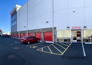 Image of CubeSmart Self Storage - Stamford - 401 Shippan Ave Facility on 405 Shippan Avenue  in Stamford, CT - View 2