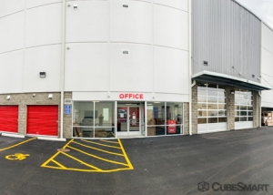 Image of CubeSmart Self Storage - Stamford - 401 Shippan Ave Facility on 405 Shippan Avenue  in Stamford, CT - View 4